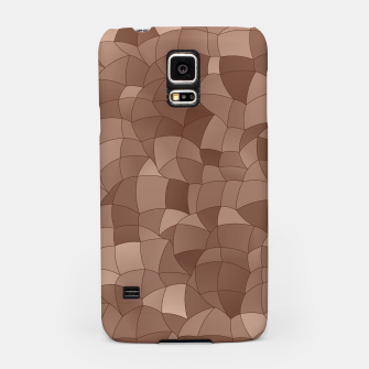 Geometric Shapes Fragments Pattern 2 cr Samsung Case thumbnail image