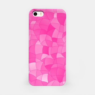 Geometric Shapes Fragments Pattern 2 mag iPhone Case miniature