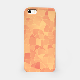 Geometric Shapes Fragments Pattern 2 po iPhone Case thumbnail image