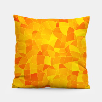Geometric Shapes Fragments Pattern 2 yri Pillow miniature