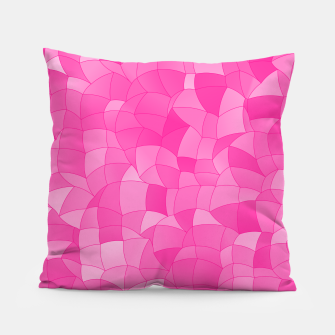 Geometric Shapes Fragments Pattern 2 mag Pillow thumbnail image
