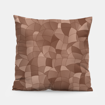 Geometric Shapes Fragments Pattern 2 cr Pillow thumbnail image