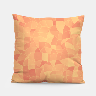 Geometric Shapes Fragments Pattern 2 po Pillow thumbnail image
