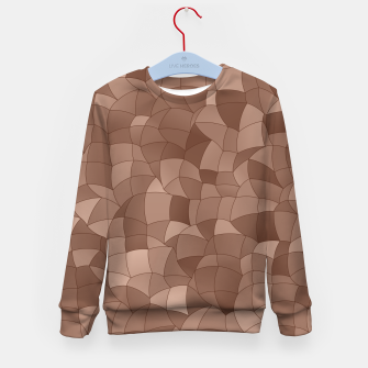 Geometric Shapes Fragments Pattern 2 cr Kid's sweater thumbnail image