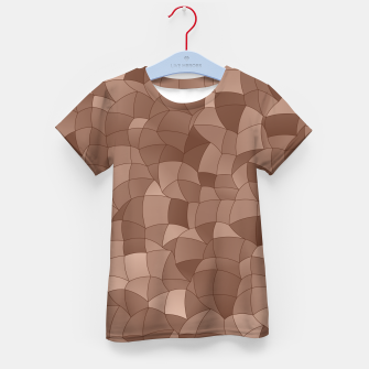 Geometric Shapes Fragments Pattern 2 cr Kid's t-shirt thumbnail image