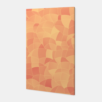 Geometric Shapes Fragments Pattern 2 po Canvas miniature