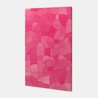 Miniatur Geometric Shapes Fragments Pattern 2 pp Canvas, Live Heroes