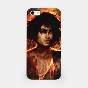Thumbnail image of samurai champloo mugen iPhone Case, Live Heroes