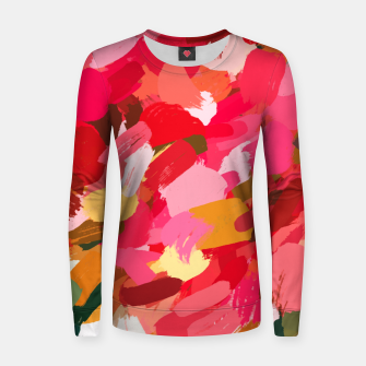 Thumbnail image of Amara Women sweater, Live Heroes