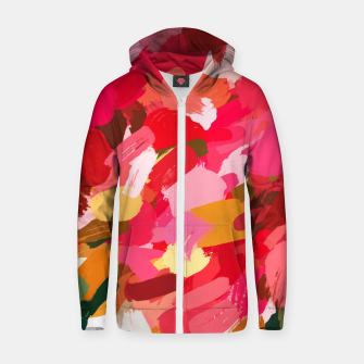 Thumbnail image of Amara Zip up hoodie, Live Heroes