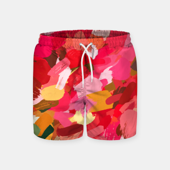 Thumbnail image of Amara Swim Shorts, Live Heroes