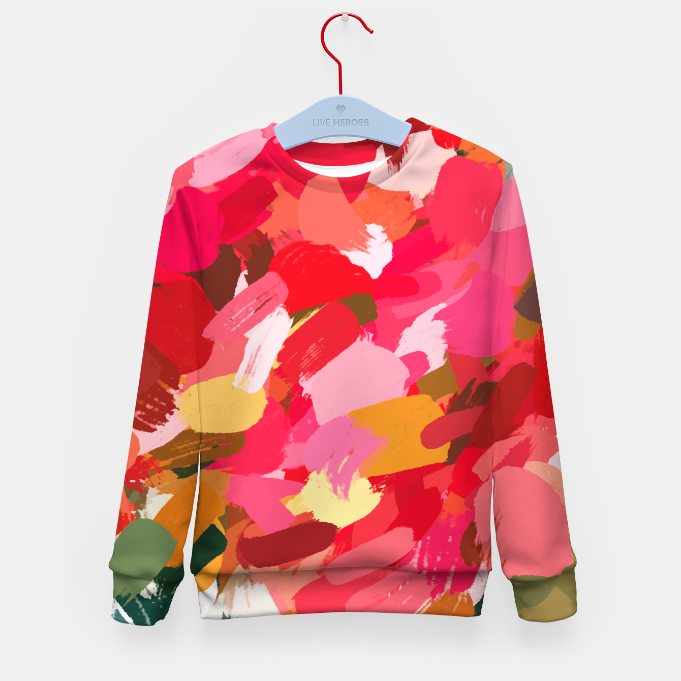 Image of Amara Kid's sweater - Live Heroes