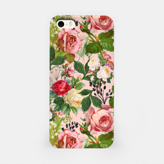 Thumbnail image of Vintage Botanicalia iPhone Case, Live Heroes