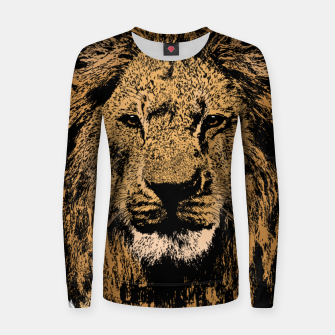 Thumbnail image of Simba Women sweater, Live Heroes