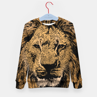 Thumbnail image of Simba Kid's sweater, Live Heroes