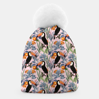 Thumbnail image of Tucan Garden Beanie, Live Heroes