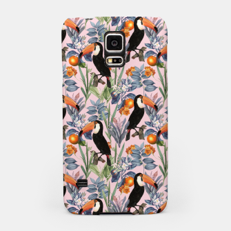 Thumbnail image of Tucan Garden Samsung Case, Live Heroes