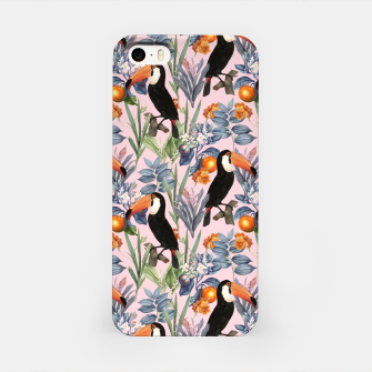 Tucan Garden iPhone Case thumbnail image