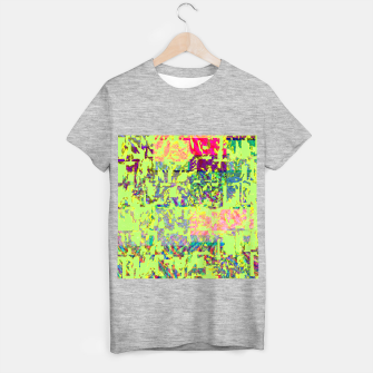 Miniatur Neon green T-shirt regular, Live Heroes