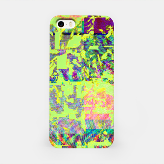 Thumbnail image of Neon green iPhone Case, Live Heroes