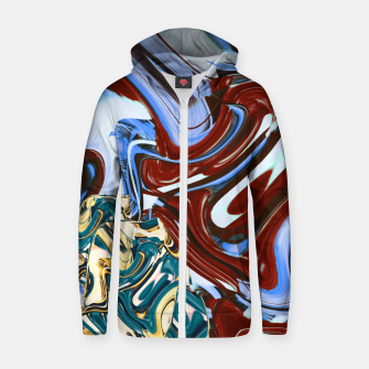Thumbnail image of flaws Zip up hoodie, Live Heroes