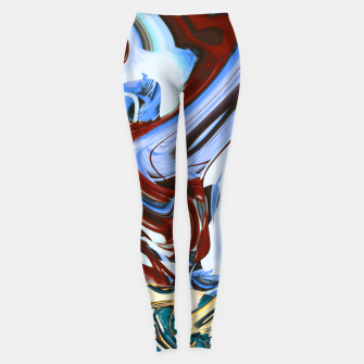 Thumbnail image of flaws Leggings, Live Heroes
