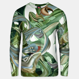 Thumbnail image of Haola green Unisex sweater, Live Heroes