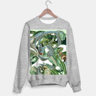 Thumbnail image of Haola green Sweater regular, Live Heroes