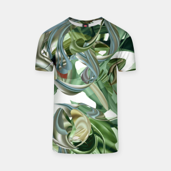 Thumbnail image of Haola green T-shirt, Live Heroes