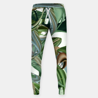 Thumbnail image of Haola green Sweatpants, Live Heroes