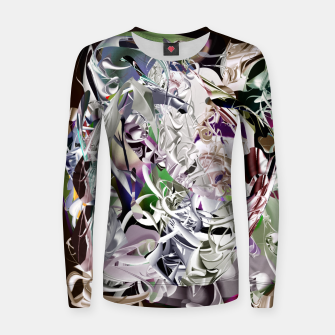 Thumbnail image of Trimendology Women sweater, Live Heroes