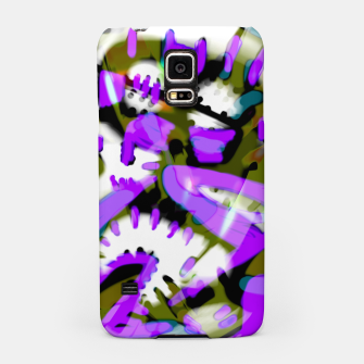 Thumbnail image of Monster Samsung Case, Live Heroes