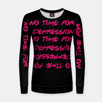 Miniatur no time for Women sweater, Live Heroes