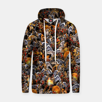 Thumbnail image of Angels and Demons Hoodie, Live Heroes