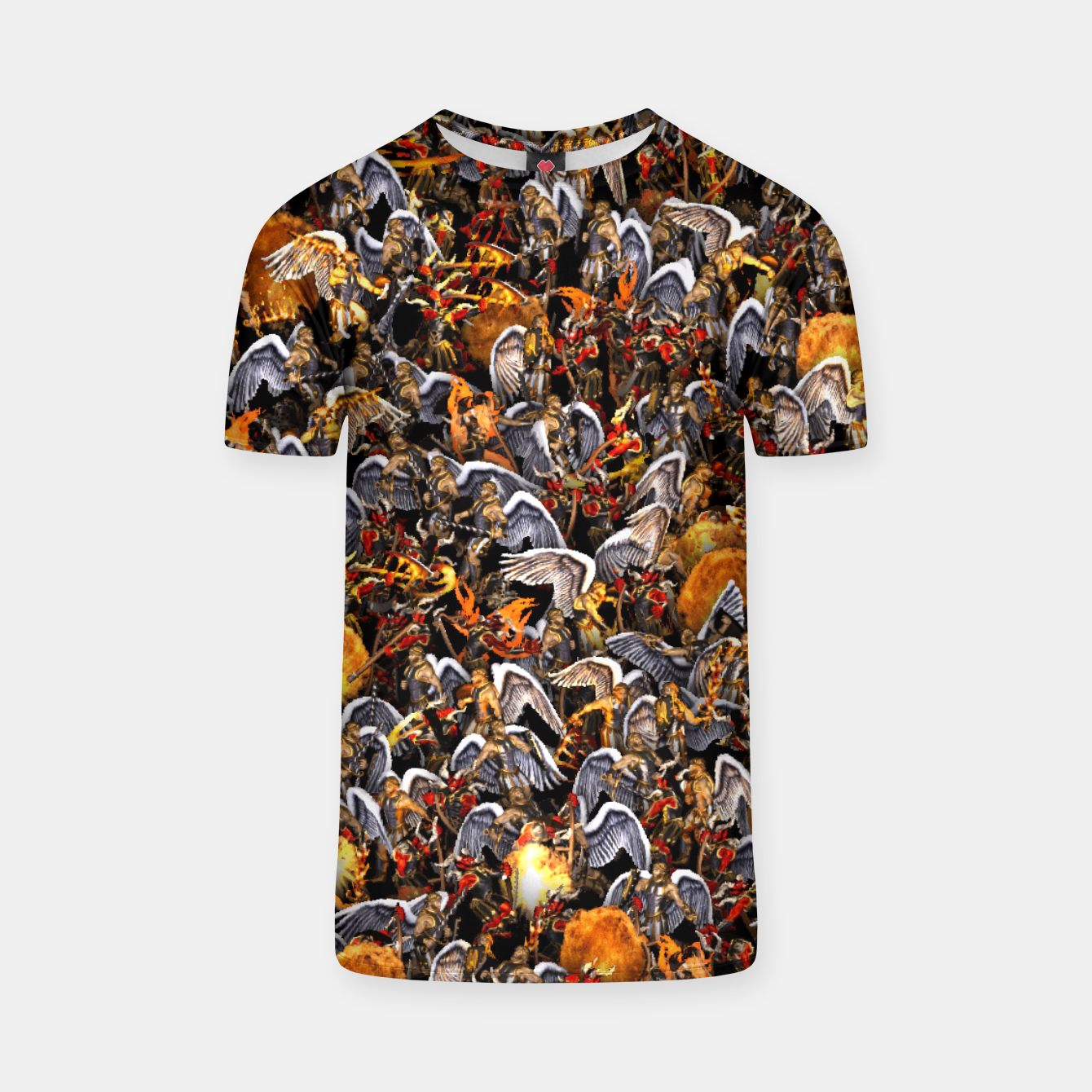 Image of Angels and Demons T-shirt - Live Heroes