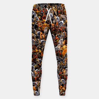 Thumbnail image of Angels and Demons Sweatpants, Live Heroes