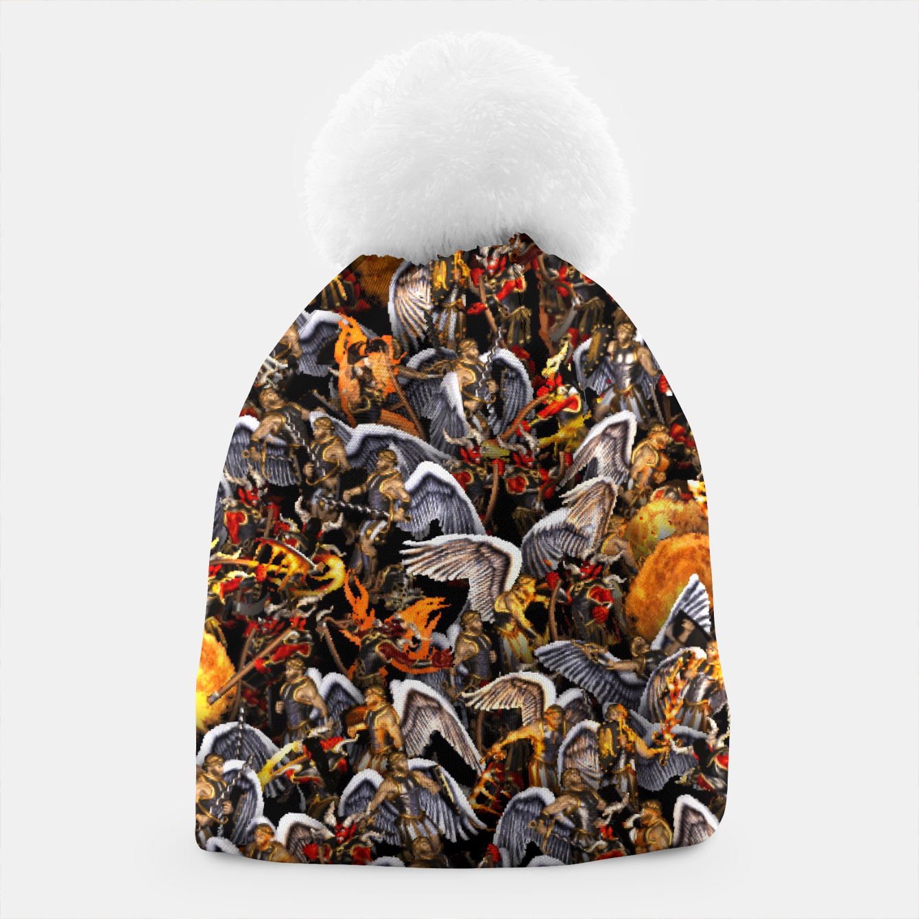 Image of Angels and Demons Beanie - Live Heroes