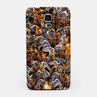 Thumbnail image of Angels and Demons Samsung Case, Live Heroes