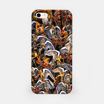 Thumbnail image of Angels and Demons iPhone Case, Live Heroes