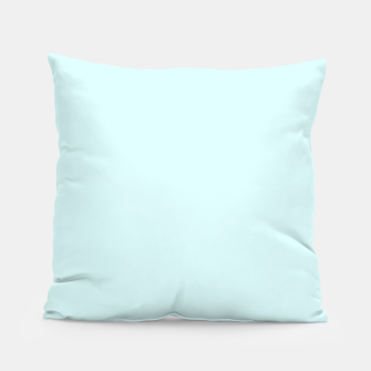 Thumbnail image of color light cyan Pillow, Live Heroes