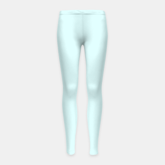 Imagen en miniatura de color light cyan Girl's leggings, Live Heroes