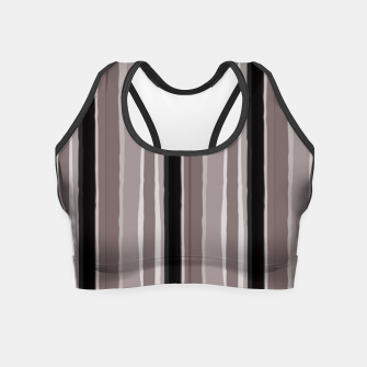Thumbnail image of Lines Crop Top, Live Heroes