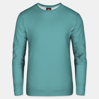 Thumbnail image of color cadet blue Unisex sweater, Live Heroes
