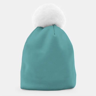Thumbnail image of color cadet blue Beanie, Live Heroes