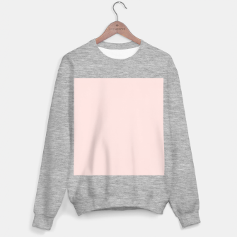 Thumbnail image of color misty rose Sweater regular, Live Heroes
