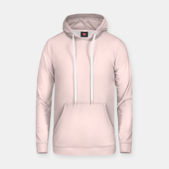 Thumbnail image of color misty rose Hoodie, Live Heroes