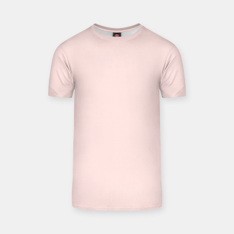 Thumbnail image of color misty rose T-shirt, Live Heroes