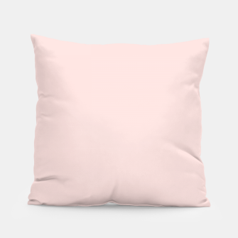 Thumbnail image of color misty rose Pillow, Live Heroes