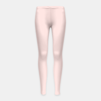 Imagen en miniatura de color misty rose Girl's leggings, Live Heroes