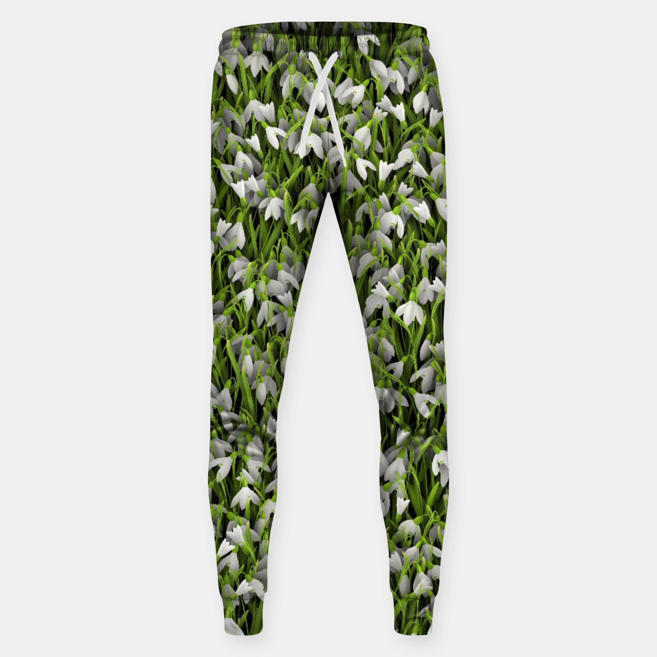 Image of Snowdrops Sweatpants - Live Heroes